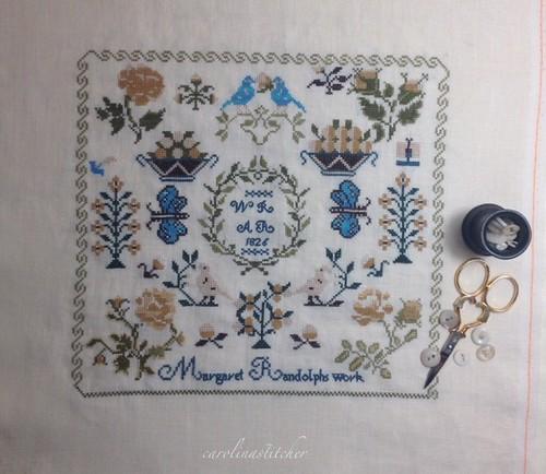 Margaret Randolph 1826
