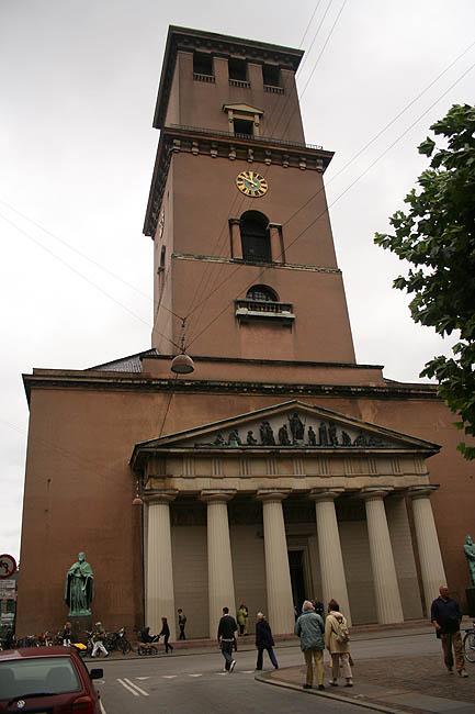 Vor Frue Kirke. © Paco Bellido, 2007