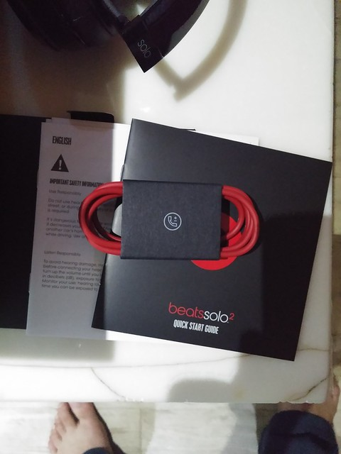 Beats Solo2 Headset