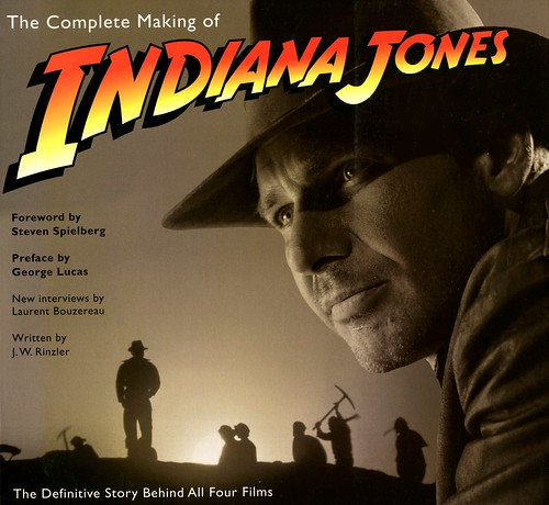 book The Complete Making of Indiana Jones