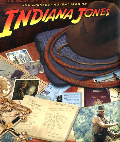 book The Greatest adventures of Indiana Jones