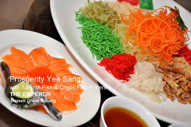 Dorsett Grand Subang Chinese New Year 1