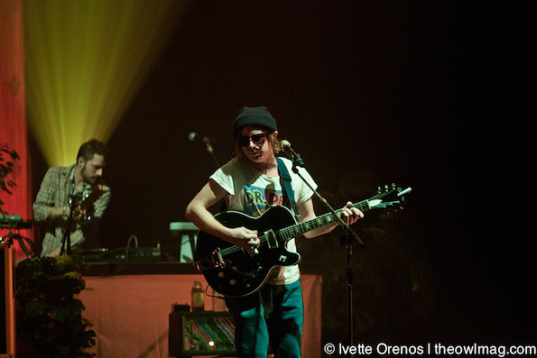 Dr. Dog @ Wiltern, Los Angeles 2/13/15