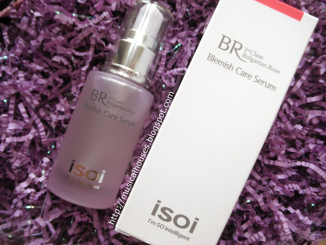 ISOI Bulgarian Rose Blemish Care Serum 1