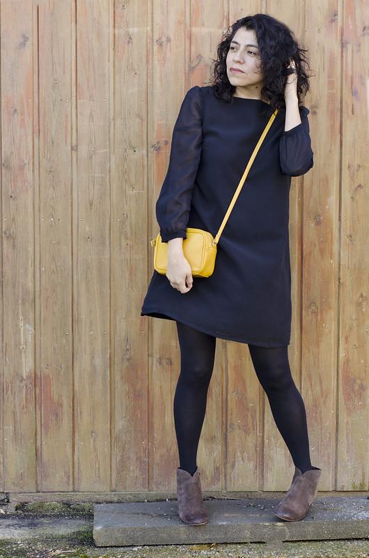 "Ma petite robe noir ""Saint Valentin"" III"