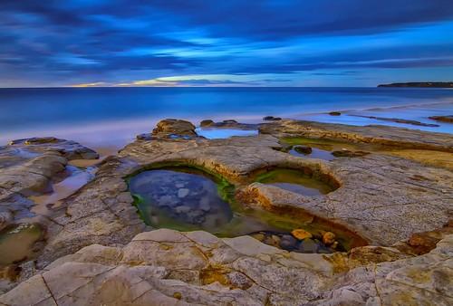 longexposure seascape australia rockpools bigstopper