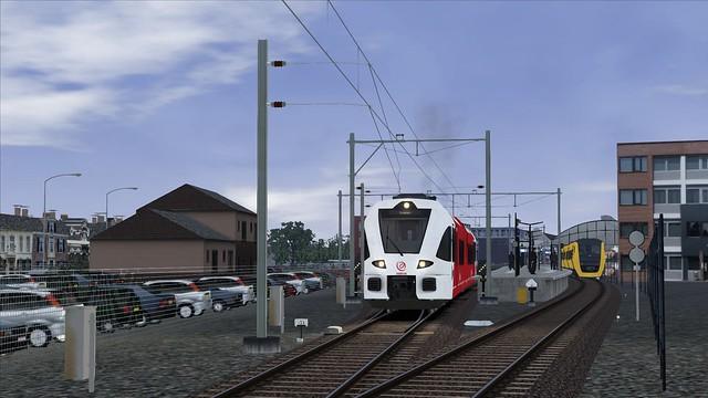 Train Simulator Groningen Leeuwarden