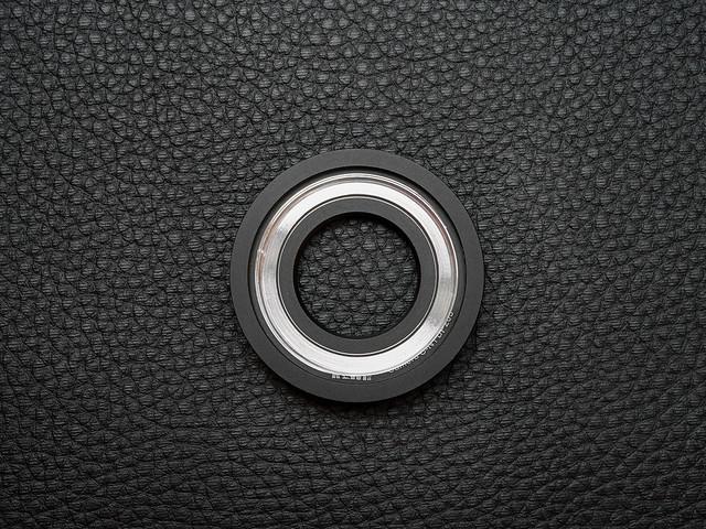 C-mount to Nikon 1 adapter made by Kiwi