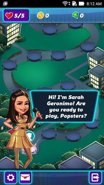 Xeleb Sarah G Popsters