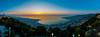 Jounieh Bay Large Pano, Lebanon by Paul Saad