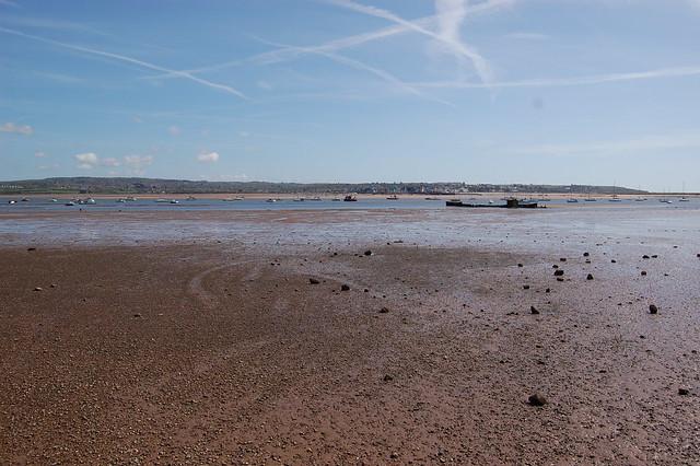 Beach at Starcross - 1
