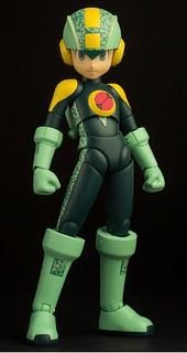 限值練「4Inch-Nel可動系列」《洛克人EXE》Saito Style「ロックマン エグゼ サイトスタイル」