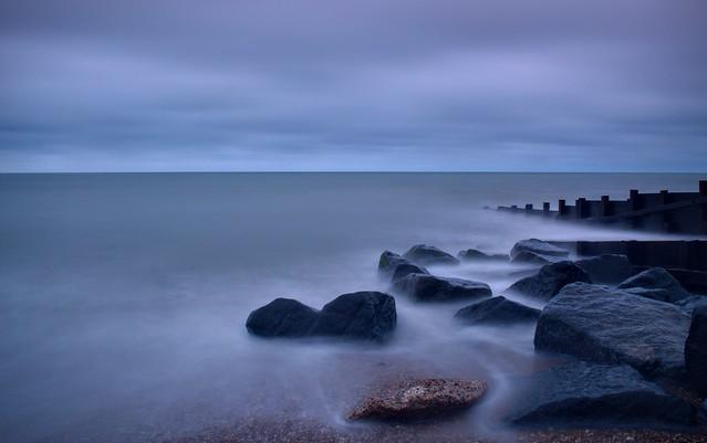 Calm Seas and Dark Skies......