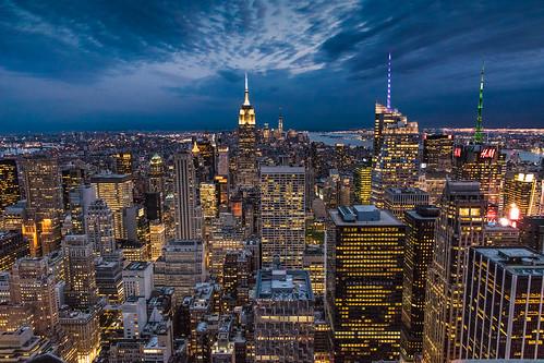 newyork unitedstates us 30rock rockefellercenter empirestatebuilding newyorkcity