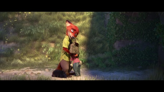 Zootopia 2016 3D-Animated