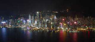Hongkong at Night
