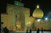 Kulturstätten Persiens: Shiraz, Persepolis und Isfahan. Foto: Sigi Hupfauer.