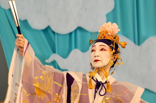 Sachiyo Ito of Dancejapan. Photo by Mike Ratliff.