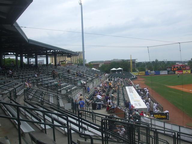 Stadium Of The Day Joe Riley Park