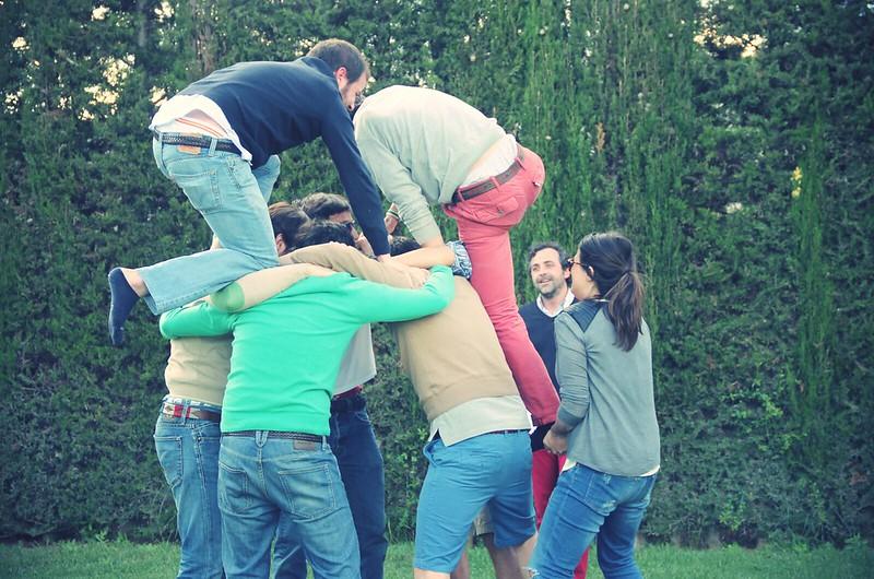 Plan. Barbacoa con amigos - Monicositas