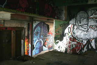 Urbex Graffiti ♦ Devil´s Mountain