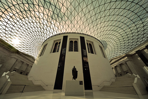 The Great Court, British Museum, London