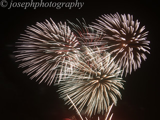 Malta International Fireworks Festival 2013 - Photograph by Joseph Friggeri
