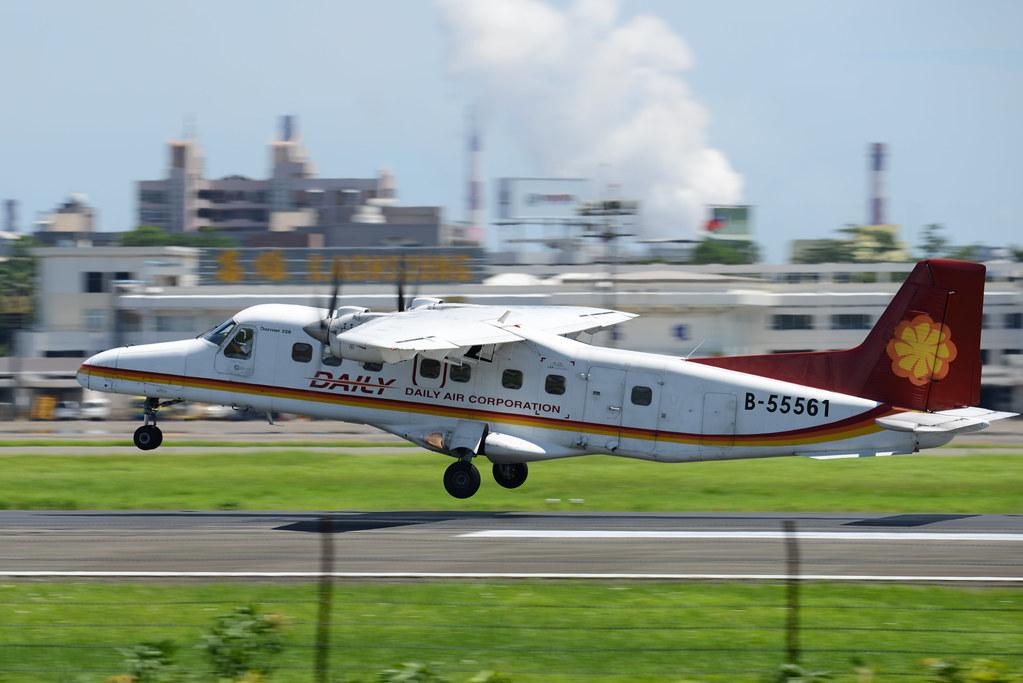 B-55561 Daily Air Do-228