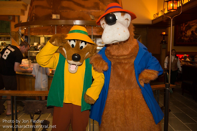 DDE May 2013 - Chip 'n Dale Critter Breakfast