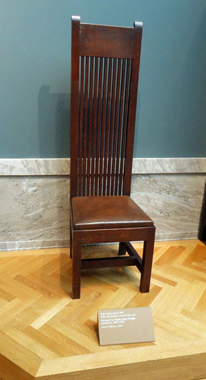 cool things to see - frank-lloyd-wright-side-chair