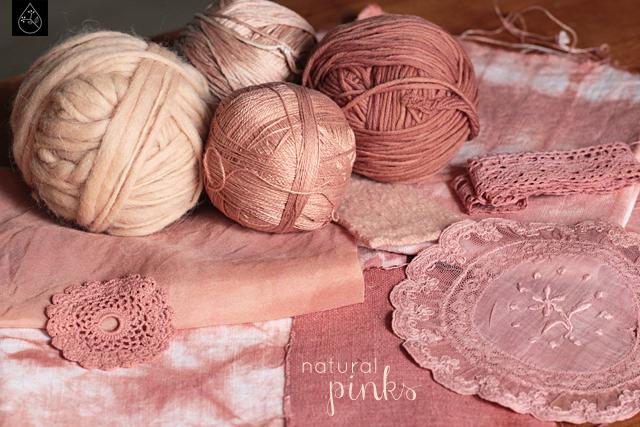 natural pinks