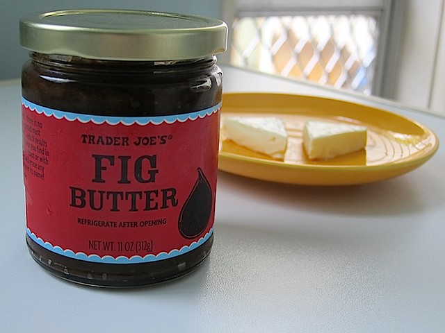 FIG BUTTER AND CHEESE