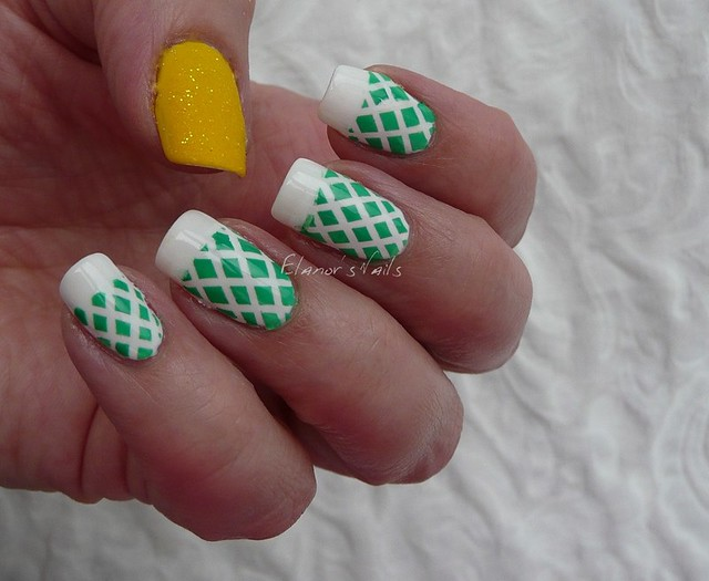 wimbledon 2013 nails 2