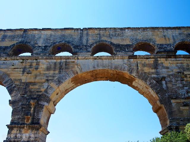 Pont du Gard 嘉德水道