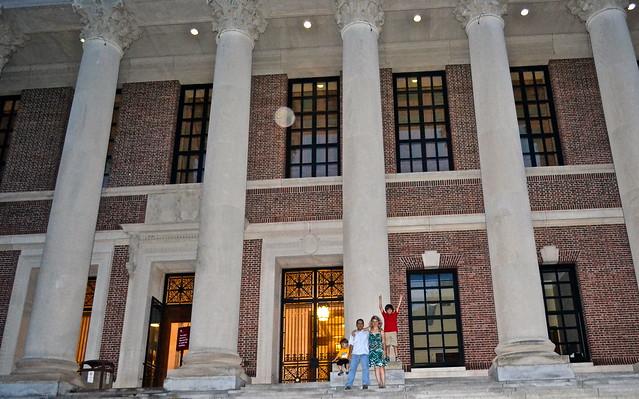 Harvard Library, MA
