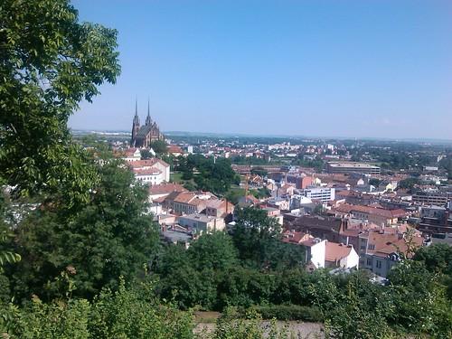Brno from life of Bohumil Hrabal