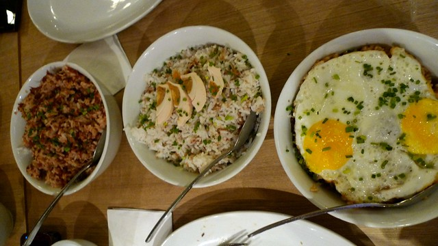 Fried rice at Namnam