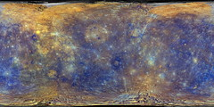 Enhanced Color Mercury Map