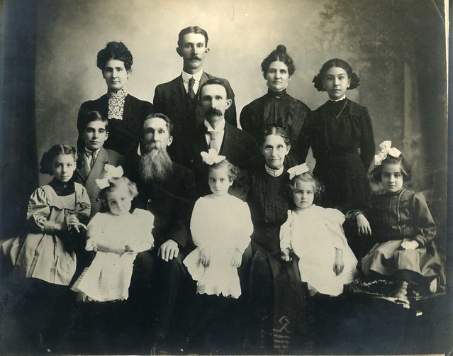 Haldeman Family (approx. 1914/1915)