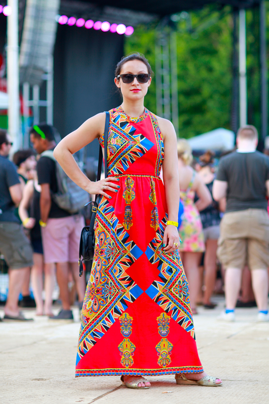 erica_p4k Chicago, Pitchfork Music Festival, Quick Shots, street fashion, street style, Union Park, women