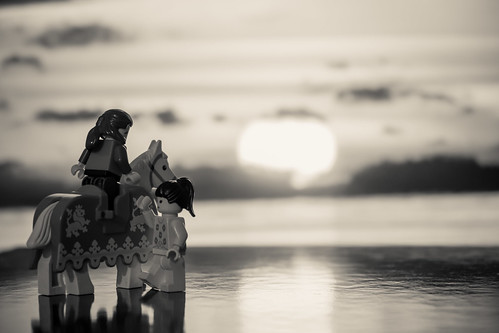 98/365 - Ride with me into the sunset by Mihai Boangher