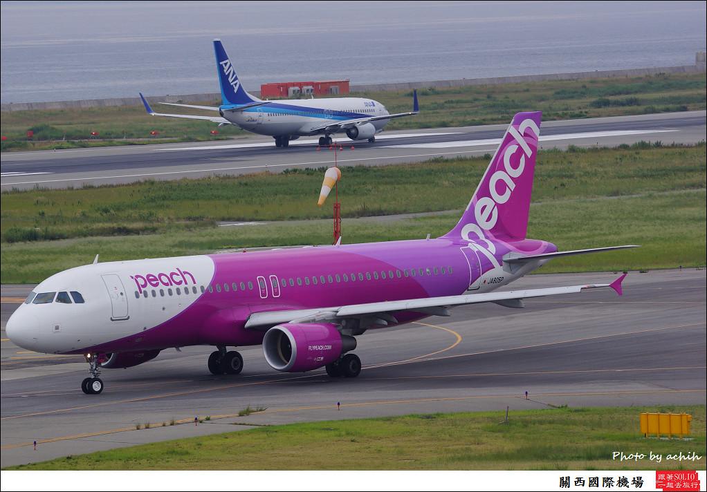 Peach Aviation JA805P