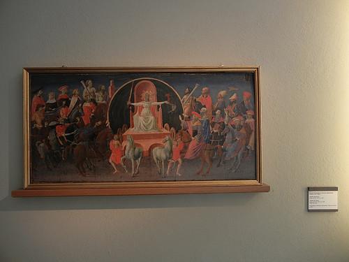 DSCN3301 _ Trionlo della Fama, Trionlo della Tempo, Zanobi di Benedetto di Caroccio degli Strozzi, c 1440-45