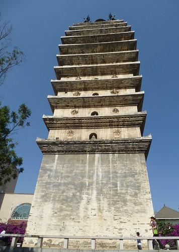 Yunnan13-Kunming-Pagodes (7)