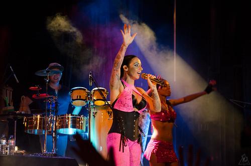 Concert d'Ana MALHOA