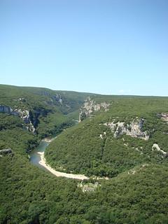 036 Uitzichtpunt na La rouviere