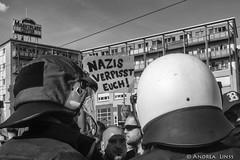 neo nazi rally...