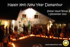 May this 29th Damanhurian New Year bring you all you need to Act with Awareness.