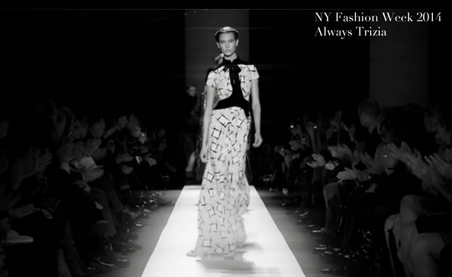 NY Fashion Week 2014 Always Trizia002