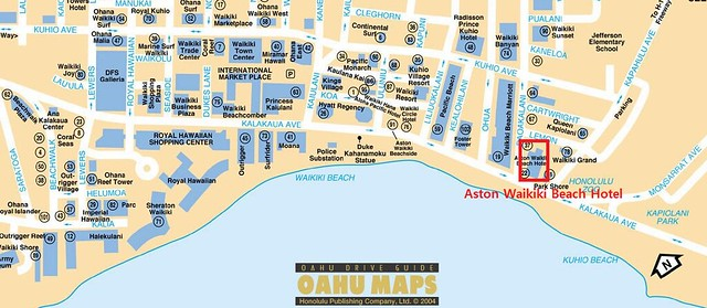 Waikiki Aston